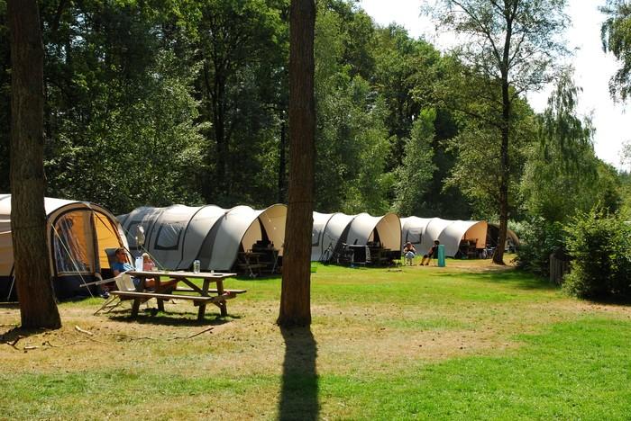 Kamperen met de meivakantie in Drenthe Camping de Berken
